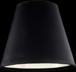 lampshade color pvc black gold Table lamps