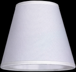 lampshade color pvc white Table lamps