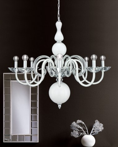 Amanda contemporary crystal chandelier collection Amanda
