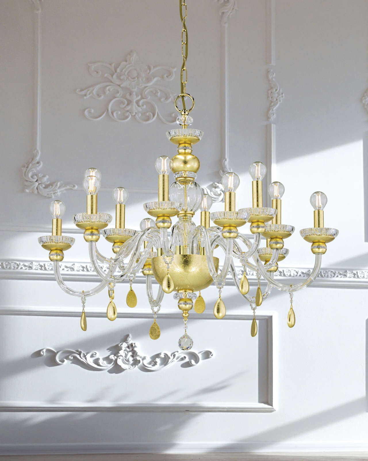 "New creation ""Juliana"" Crystal Chandelier Collection"